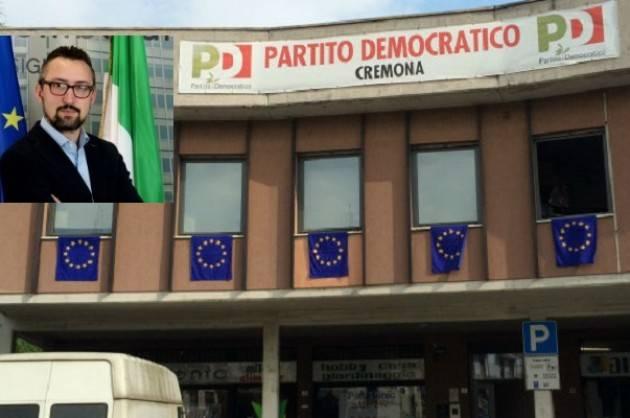 Matteo Piloni (PD) La sfida del confronto con il Movimento 5 Stelle Va raccolta