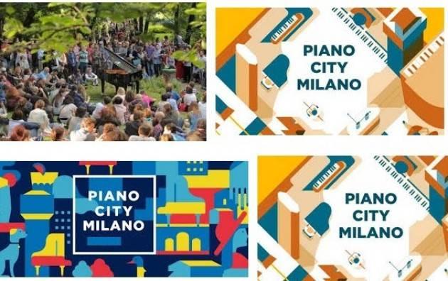Dal 18 al 20 maggio la settima edizione di 'Piano City Milano', con 470 concerti e oltre 50 ore di musica