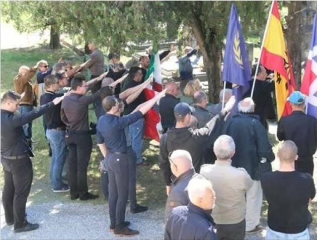Franco Bordo Il raduno fascista al Cimitero di Cremona è da vietare. Punto.