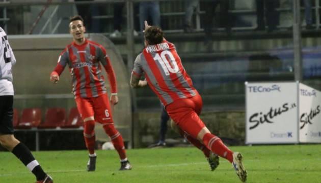 La Spezia-Cremona (1-0) Sono senza parole  di Giorgio Barbieri