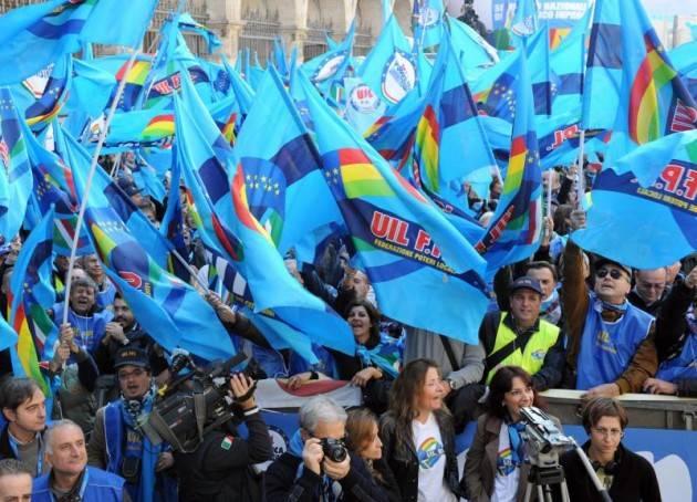 #AccaddeOggi  #5marzo 1950 Nasce il sindacato Uil ( Unione Italiana Lavoro)