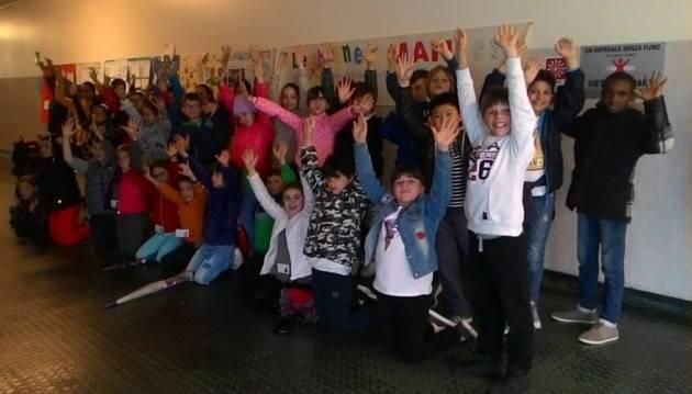 ASST Le buone MANIere Il progetto  Ospedale Oglio Po  di promozione dell'igiene mani fin dall'infanzia