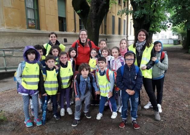 Cremona Sportivi e bambini insieme sulle linee del piedibus e in classe