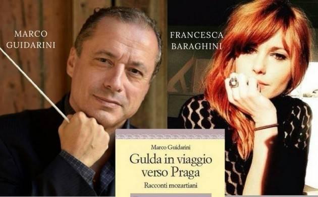 Straordinario appuntamento letterario venerdì  4 a Genova Francesca Baraghini di Christian Flammia