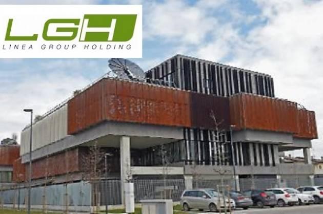 LGH Spa: l'Assemblea dei Soci ha approvato il Bilancio 2017 e la distribuzione dell'utile