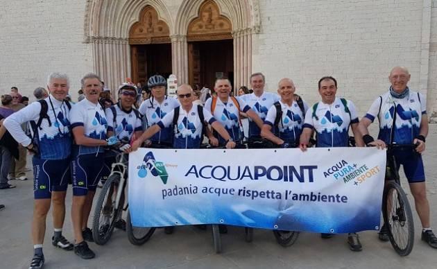 Termina in Piazza San Pietro a Roma il pellegrinaggio di Padania Acque Cremona