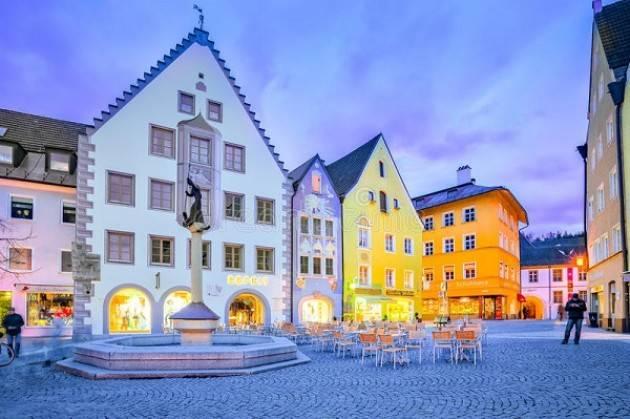 Domani il gemellaggio tra Cremona e la città tedesca di Füssen