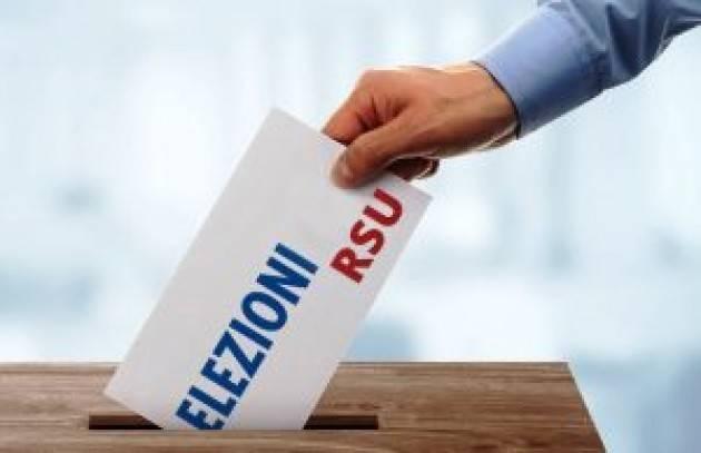 Elezioni RSU Scuola La FLC CGIL si conferma, nelle seste elezioni RSU, primo sindacato in Lombardia