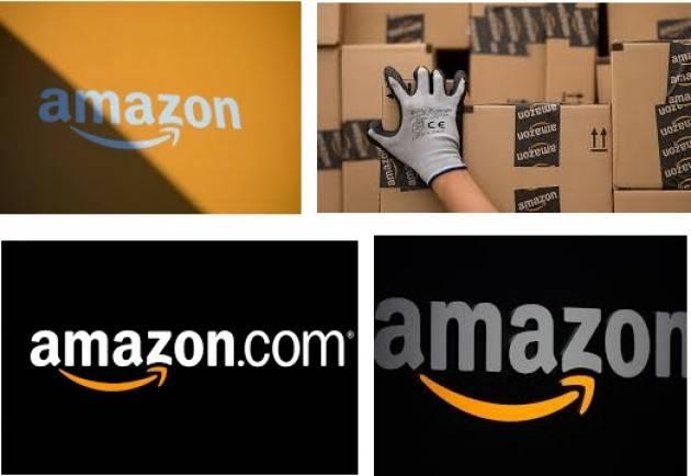 Cgil Lavoro Amazon, verso un fronte comune internazionale