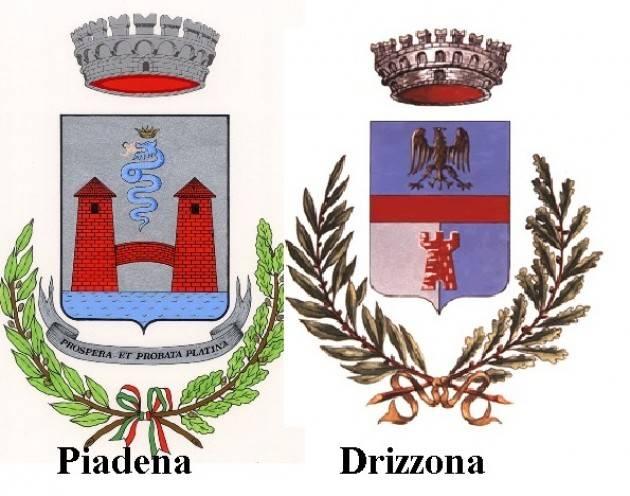 Unione comuni Piadena-Drizzona Una occasione storica di Ivana Cavazzini e Nicola Ricci