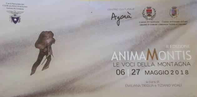 Castelverde: Anima Montis - le voci della montagna II edizione fino al 27 maggio