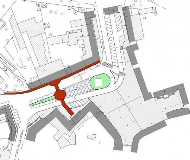 Crema Piazza Garibaldi: presentato a commercianti  e associazioni il progetto definitivo