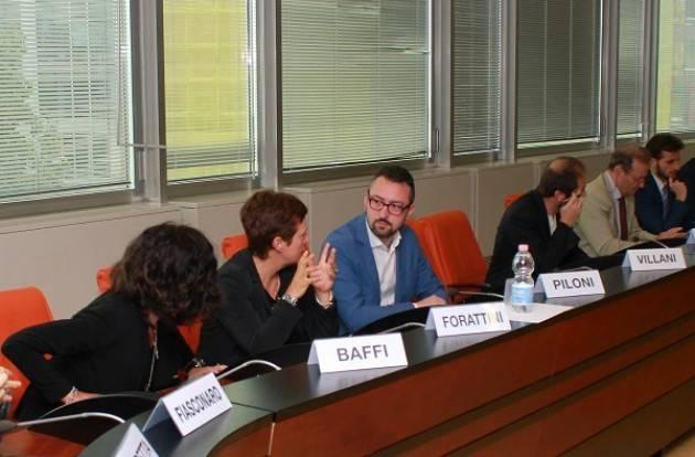 Matteo Piloni (PD) nominato nelle commissioni regionali Territorio e Agricoltura