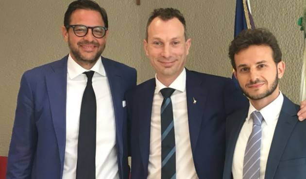 Marco Degli Angeli (M5S)  eletto in ufficio di Presidenza Commissione regionale Ambiente e la Protezione Civile