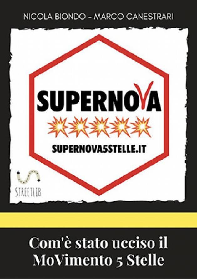 'Supernova, la vera storia del M5S'  Ne scrive Gabriele Beccari (Cremona)