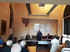 L'ECOANTIFASCISMO La conferenza a Cremona su TERESIO OLIVELLI CAPITANO DEGLI ALPINI, SOLDATO PARTIGIANO