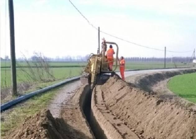 Padania Acque Cremona. Continua il miglioramento del servizio idrico nei comuni di Stagno, Gerre e Bonemerse