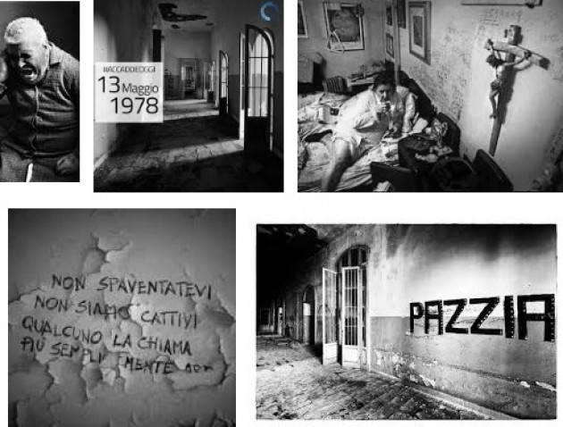 AccaddeOggi  #13maggio 1978 Cgil Legge Basaglia, una conquista di civiltà  di Stefano Cecconi e Rossana