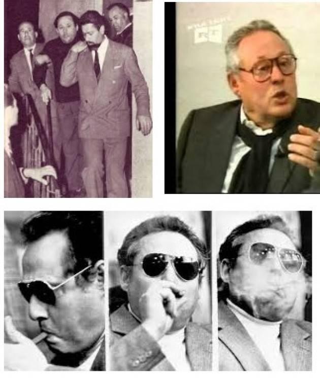 AccaddeOggi    #14maggio 1964 Italia: primo arresto del mafioso  Luciano Liggio, verrà poi assolto
