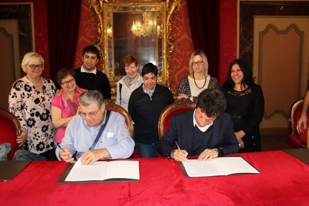 Cremona Convenzione per facilitare l'accesso all'informazione delle persone fragili