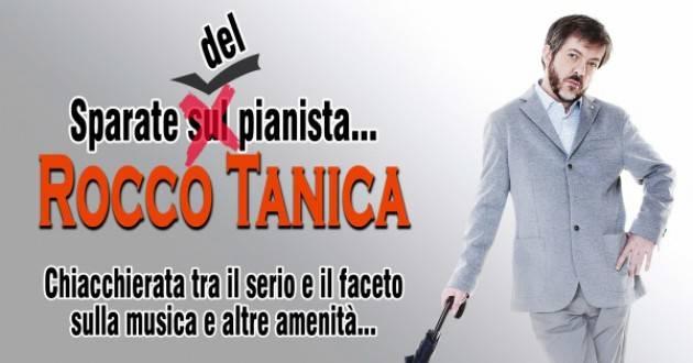 Rocco Tanica al Centro Musica Pizzighettone