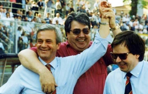 Il Tabellino di Giorgio Barbieri Sesta giornata di ritorno del campionato di serie A 1994-95, è il 12 marzo.
