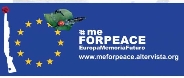 Il prossimo 26/27 maggio   Lecco: EuropaMemoriaFuturo