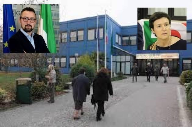 OSPEDALE OGLIO PO, PILONI E FORATTINI (PD) PRESENTANO INTERROGAZIONE