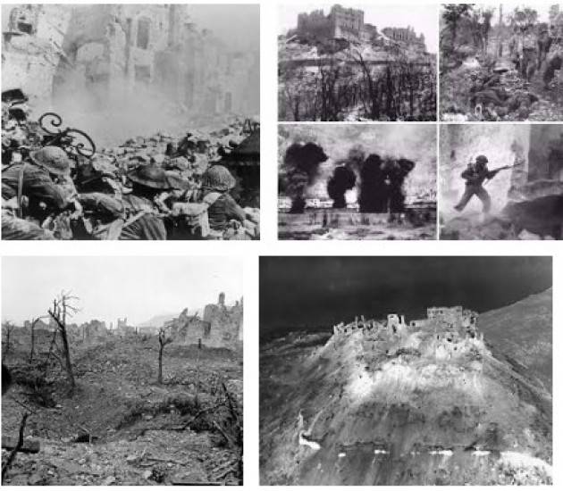 AccaddeOggi   #18maggio 1944-Seconda guerra mondiale: battaglia di Monte Cassino