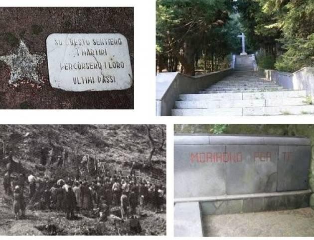 AccaddeOggi  #19maggio 1944 Strage del Turchino: le SS uccidono per rappresaglia 59 civili