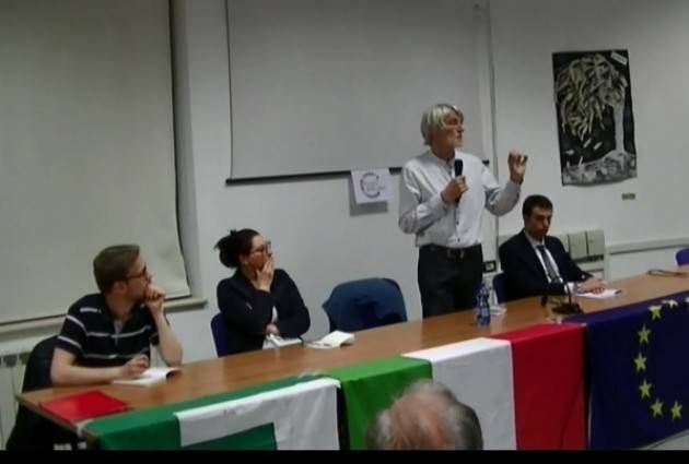 (Video) Forum delle idee sul welfare Un successo l'incontro con  Philippe Van Parijs sul dividendo sociale