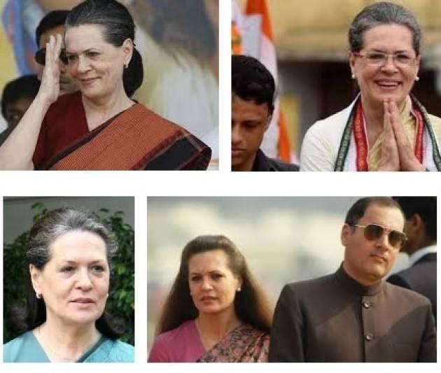 AccaddeOggi   #22maggio 2014- Sonia Gandhi, vincitrice delle elezioni indiane  ma rinuncia all'incarico
