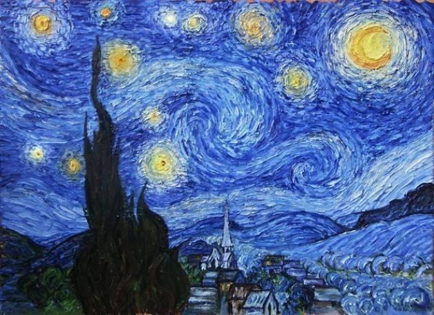 Cremona: sabato 26/5 aperitivo letterario al DLF 'L'ultimo quadro di Van Gogh'
