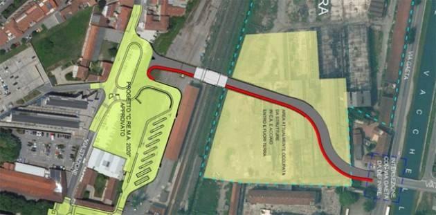 Crema Sottopasso di Santa Maria: accordo  più vicino dopo l'incontro in Regione