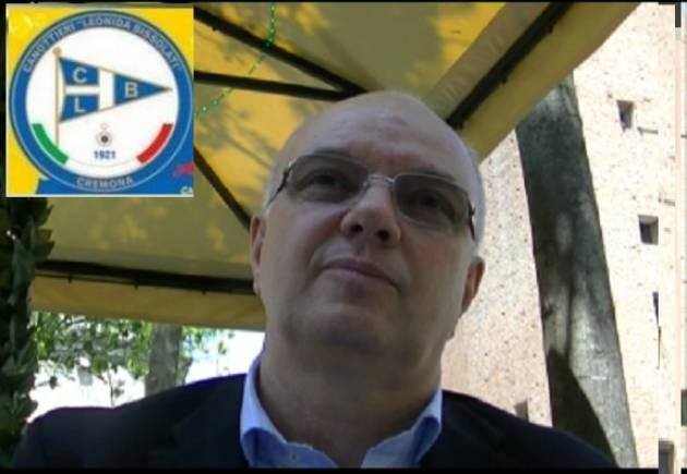 Video Intervista a Maurilio Segalini Presidente Canottieri Bissolati:'siamo una società aperta'