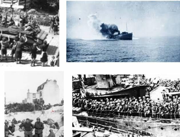 AccaddeOggi   #26maggio  1940 Dunkerque le forze Alleate iniziano una gigantesca evacuazione delle truppe