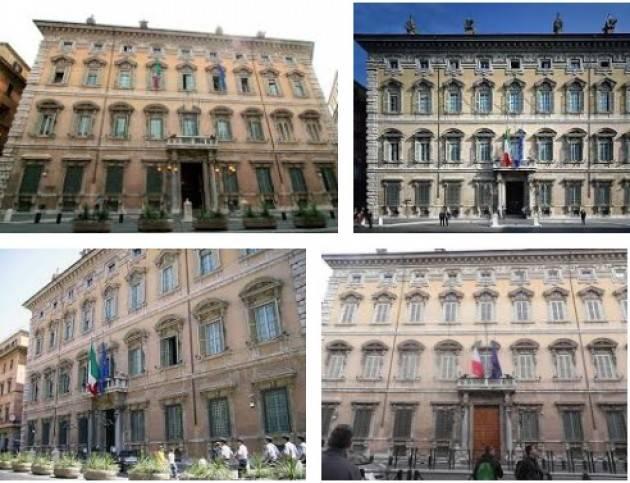 L'Associazione  a Sinistra  di Gussola  organizza il 22 giugno la visita  a Palazzo  Madama di Roma sede del Senato della Repubblica