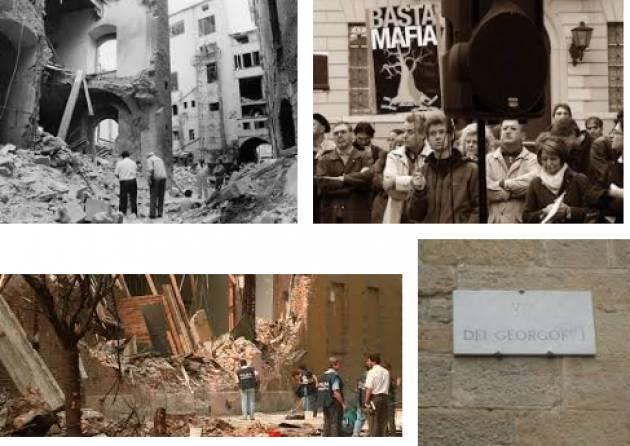 Accaddeoggi   #27maggio 1993 – Attentato dinamitardo di origine mafiosa in via dei Georgofili a Firenze