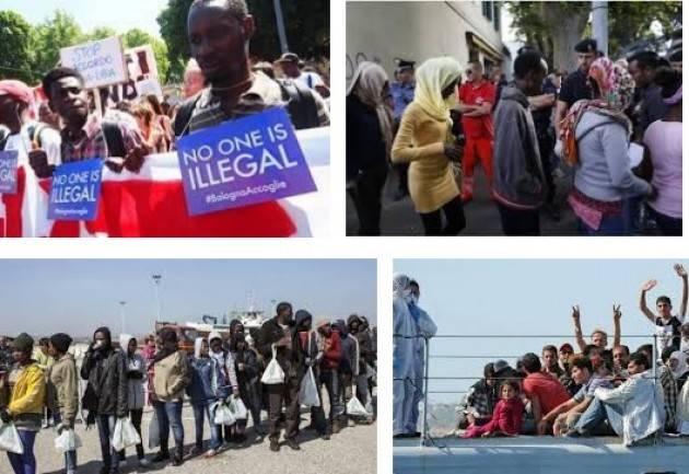 Pianeta Migranti News Letter  Maggio 2018