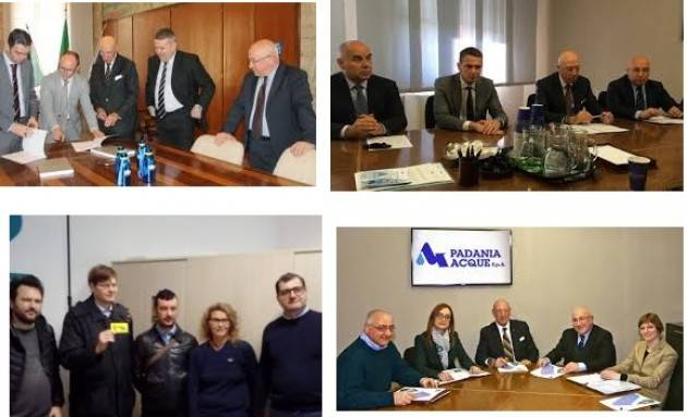 Padania Acque Cremona La News Letter Maggio 2018
