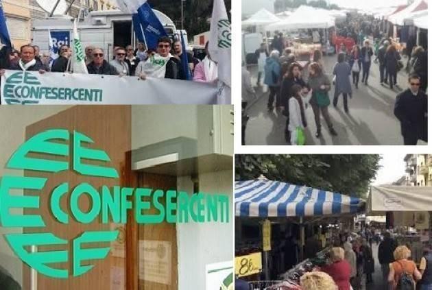 La Confesercenti di Cremona in assemblea il prossimo 30 maggio per discutere del futuro della città