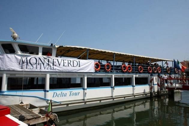 Cremona: 'le desiate acque di Claudio Monteverdi' crociera musicale 1 e 2 giugno