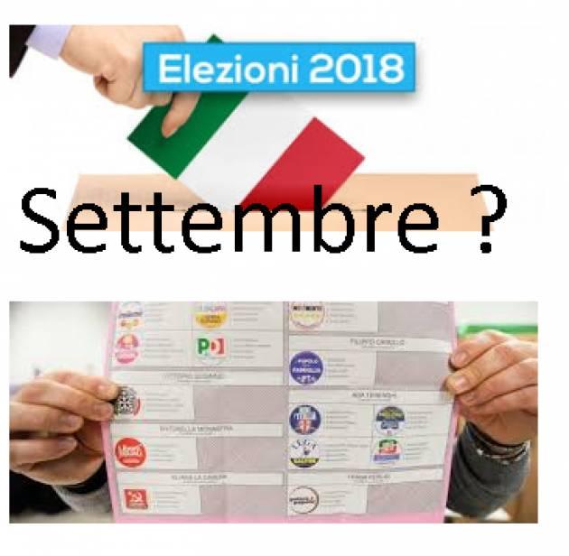 L'Italia a un passo dal baratro Benito Fiori (Cremona)