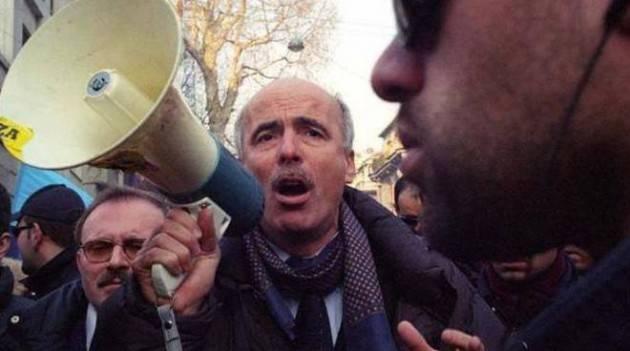 FS NUOVI TRENI COME CARRI ARMATI DI  MUSSOLINI di  Dario Balotta (LeU)