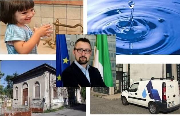 Matteo Piloni (Pd) Esprime soddisfazione per la riconferma quasi unanime del CdA di Padania Acque