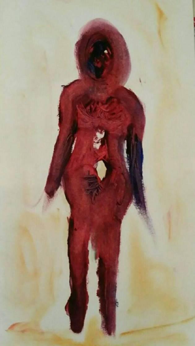 Saggio sull'arte-orrore degli anni '50 in ricordo dei campi di concentramento e dei lager hitleriani Christian Flammia