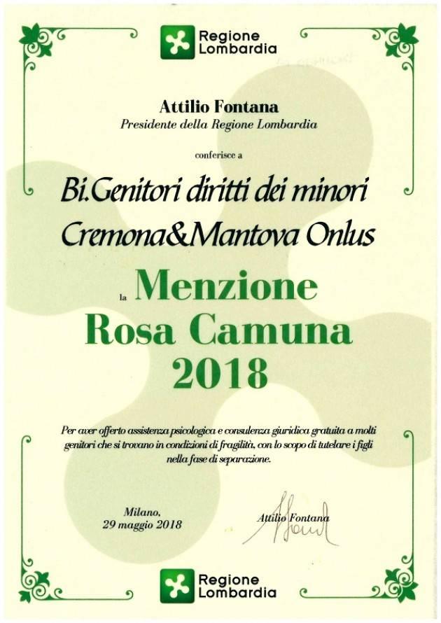 Premio Rosa Camuna: conferiti 48 riconoscimenti a lombardi meritevoli