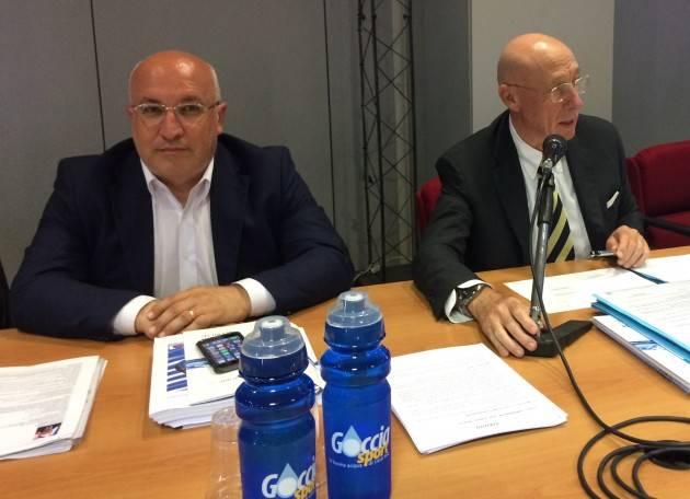 Padania Acque Cremona .Riconferma di  Bodini Presidente e i consiglieri Lanfranchi,Pontiggia e Baroni.Nuovo ingresso di Agazzi