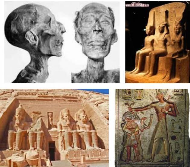 AccaddeOggi    #31maggio 1278 a.C. – Ramses II è incoronato faraone