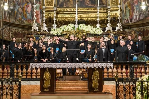 Coro Costanzo Porta e Orchestra Cremona Antiqua a Mantova Chamber Music Festival